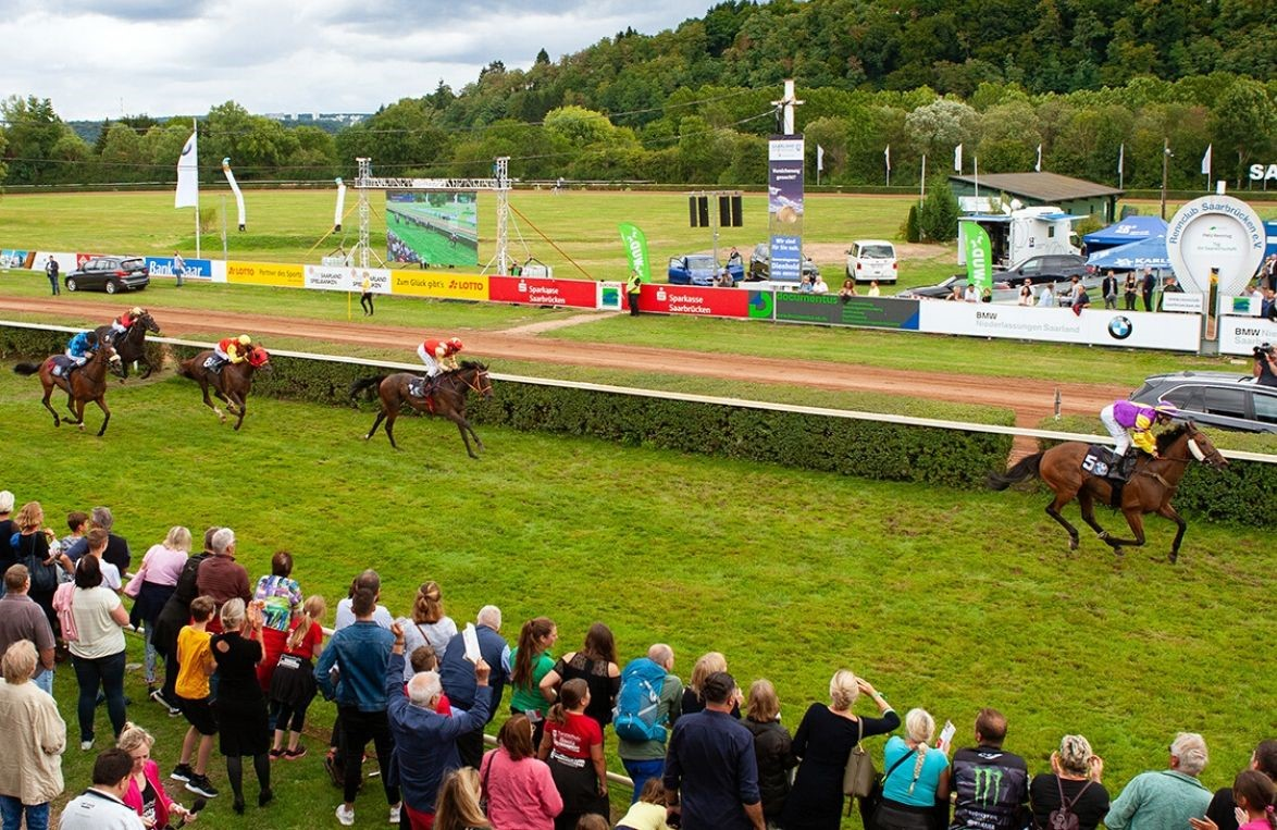 Pferderennen SaarbrГјcken