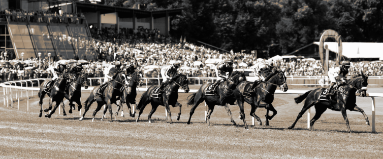 Lady Luck Galopp in München